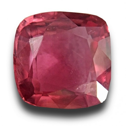 1.3 CTS | Natural Pink orange sapphire |Loose Gemstone|New| Sri Lanka