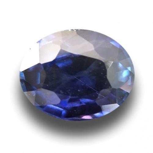 1.18 CTS | Natural Blue sapphire |Loose Gemstone|New| Sri Lanka