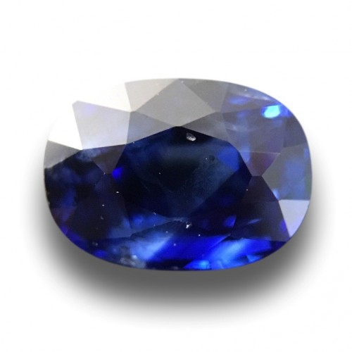 1.11 CTS | Natural Blue sapphire |Loose Gemstone|New| Sri Lanka