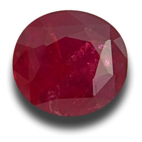 1.01 CTS | Natural Red ruby |Loose Gemstone|New| Sri Lanka