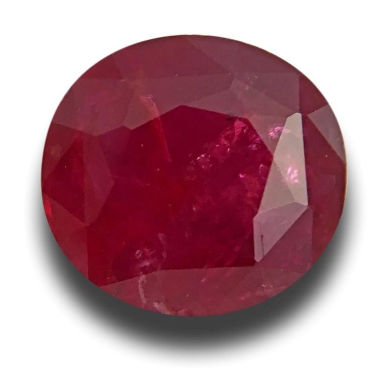 1.01 CTS | Natural Red ruby |Loose Gemstone|New| Sri Lanka