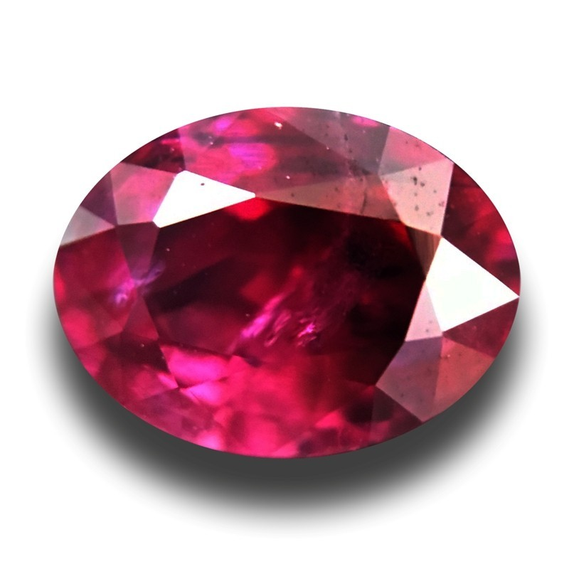 1.09 CTS   Natural Pink sapphire  Loose Gemstone New  Sri Lanka