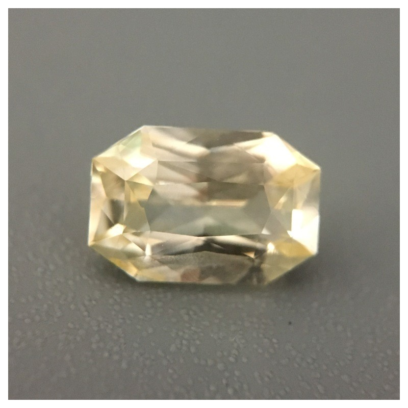 1.02 CTS | Natural Unheated Yellow sapphire |Loose Gemstone|New| Sri Lanka