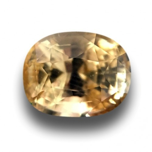 1.07 CTS | Natural Unheated Yellow sapphire |Loose Gemstone|New| Sri Lanka