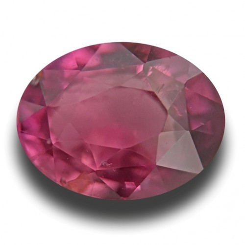 1.59 CTS | Natural Unheated Purplish Pink sapphire |Loose Gemstone|New| Sri Lanka