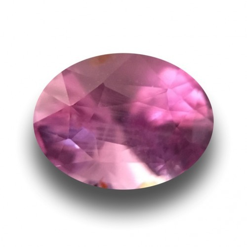 1.15 CTS | Natural Unheated Pink sapphire |Loose Gemstone|New| Sri Lanka