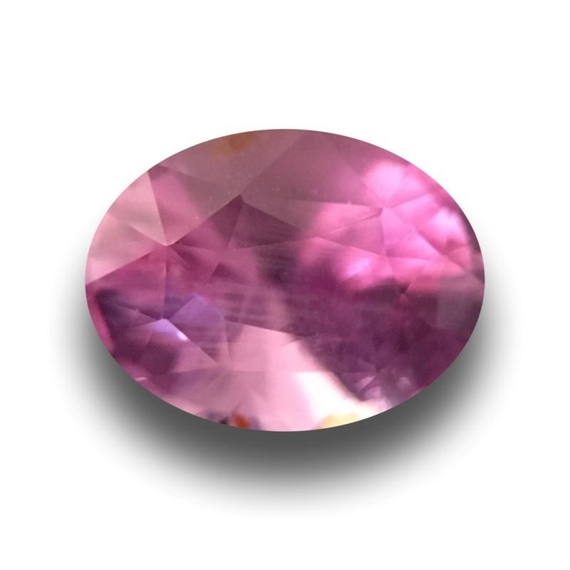 1.15 CTS | Natural Unheated Pink sapphire |Loose Gemstone|New| Sri Lanka
