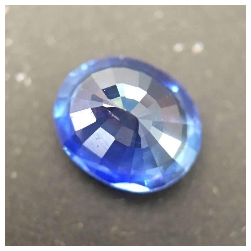0.68 CTS | Natural Blue sapphire |Loose Gemstone|New| Sri Lanka
