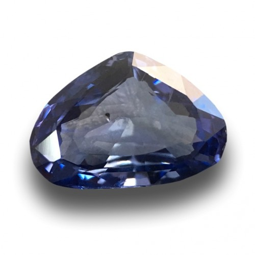 2.08 Carats Natural Blue Sapphire |Loose Gemstone|New Certified| Sri Lanka