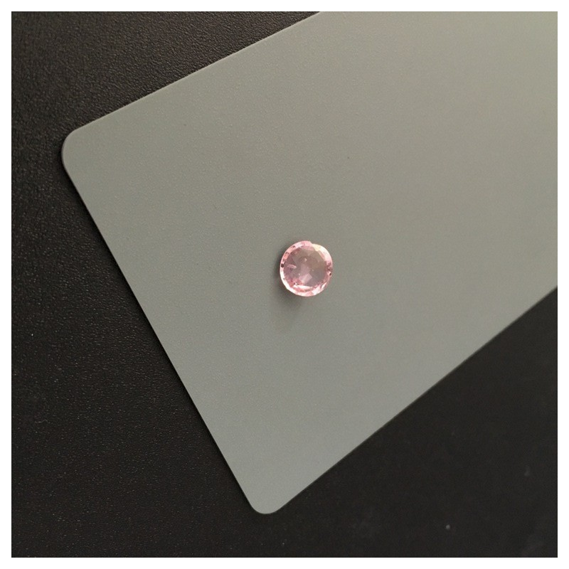1.21 Carats Natural Orange Pink Padparadscha|New Certified| Sri Lanka