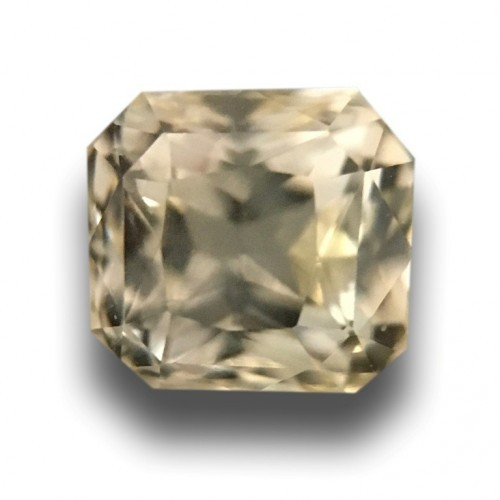 1.21 CTS | Natural Unheated Yellow sapphire |Loose Gemstone|New| Sri Lanka