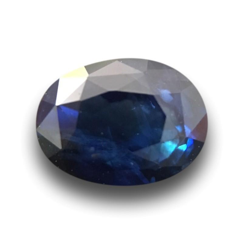 1.28 CTS | Natural Blue sapphire |Loose Gemstone|New| Sri Lanka